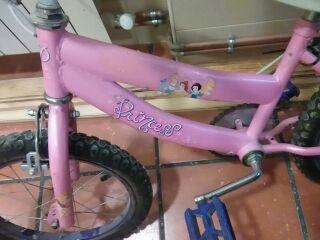 Bicicleta de 10p