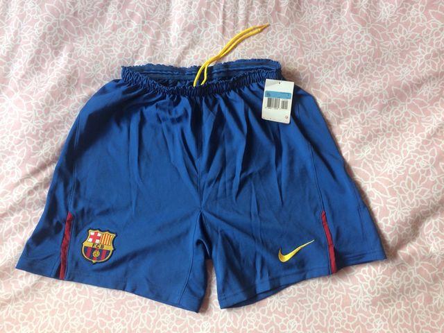 Pantalon corto FC Barcelona