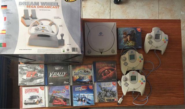 Lote Sega Dreamcast