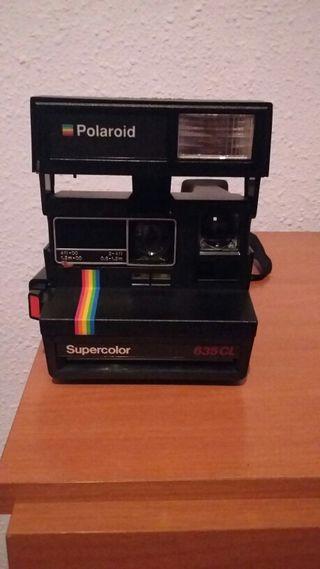 Camara de fotos Polaroid Supercolor