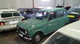 Renault 4 modificado