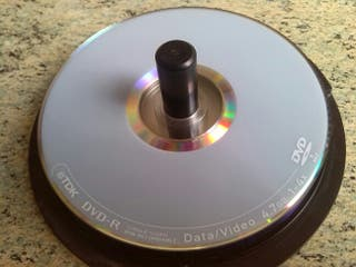 DVD-R TDK pack de 10 unidades