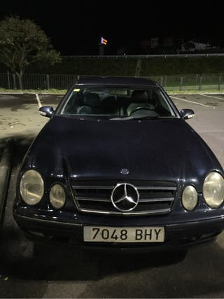 Mercedes-Benz CLK (208)