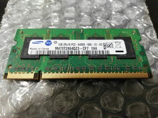 Memora Ram 1GB DDR2 PC6400