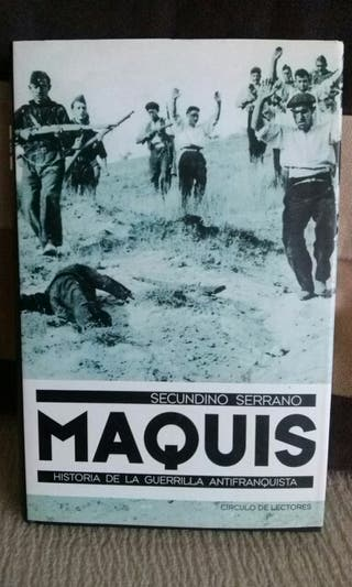Maquis - Secundino Serrano