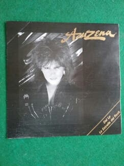 AZUZENA.- HEAVY METAL-La Estrella de Rock. SINGLE.