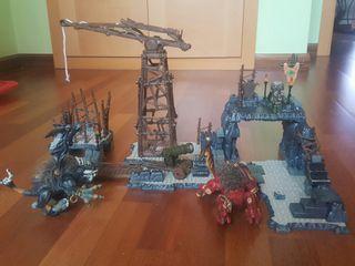 Mega bloks 9891 Krystal Wars