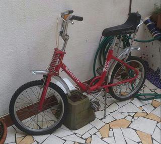 Bicicleta plegable Vintage GAC MOTORETTA