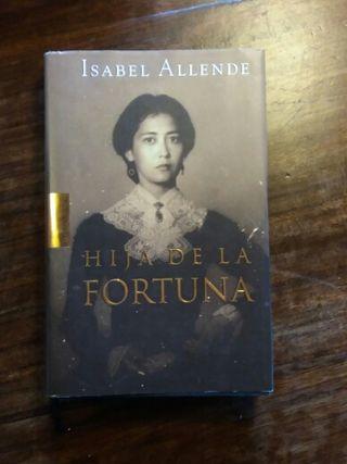 Libro, Hija de la fortuna,