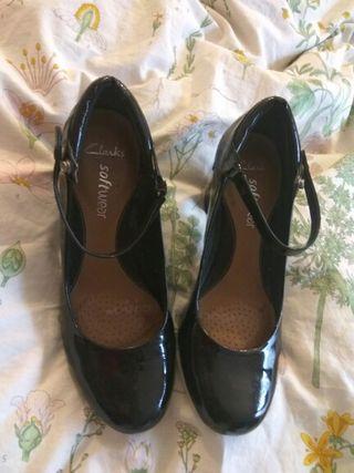 Zapatos mujer Clarks 39