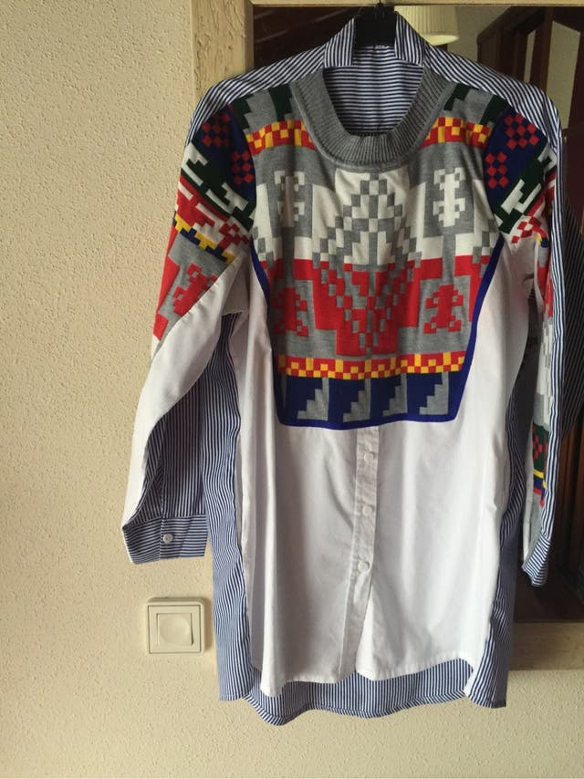 Jersey/camisa tendencia