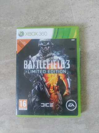 Battlefield 3 LM XBOX360