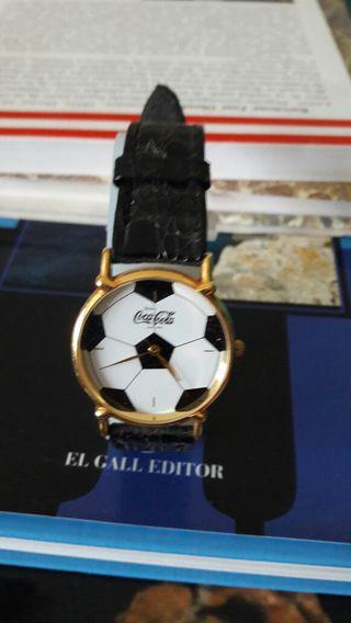Reloj de coleccionistas CocaCola
