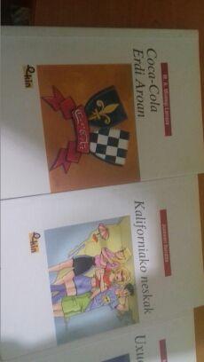libros EKIN