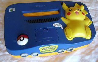 Nintendo picachu