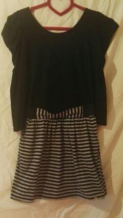 vestido marca kling talla s-m