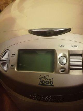 Chef 2000 con voz