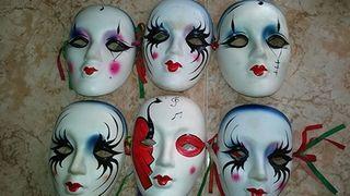 mascaras carnavales