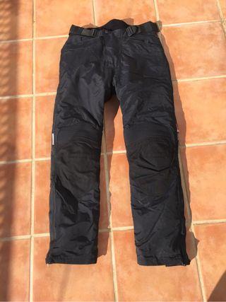 Pantalon para moto cordura