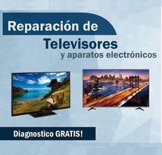 Reparación de televisores y más