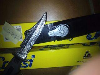 cuchillo de buceo.cressi norge