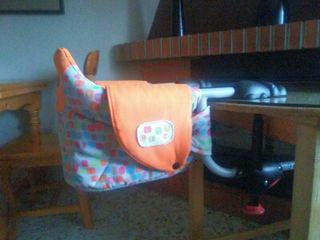 silla portable bebe