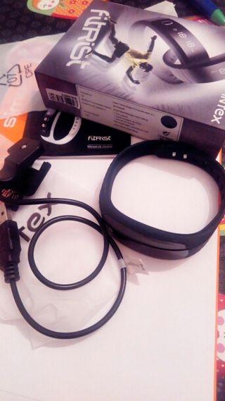 pulsera smart band modelo Intex fitrist