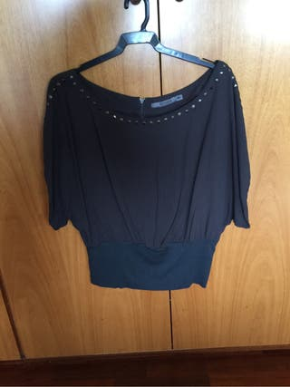 Top jersey chica M