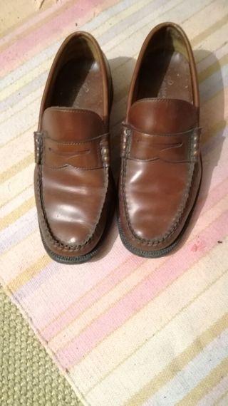 zapatos mocasines 42