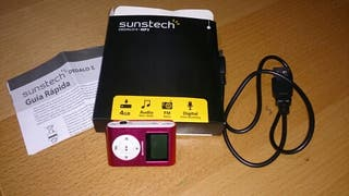 Reproductor MP3 - Sunstech