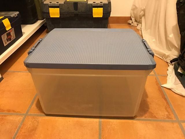 Caja Tatay almacenaje grande