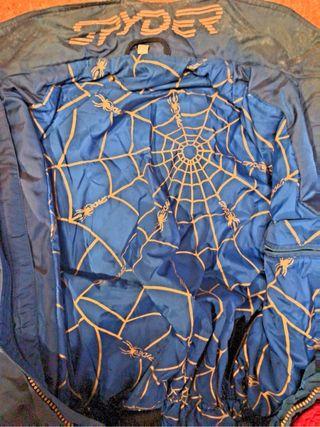 Buzo de Esquí Spider gama alta