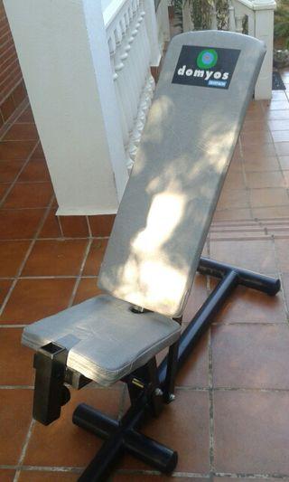 BANCO DE PESAS - MUSCULACION