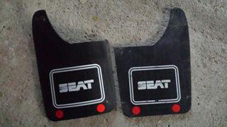 Guardabarro seat