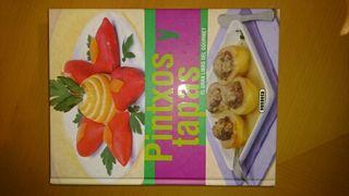 Enciclopedia recetario tapas y pinchos