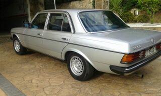 Mercedes 300D ₩123