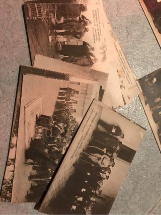 Postales antiguas 1913-14