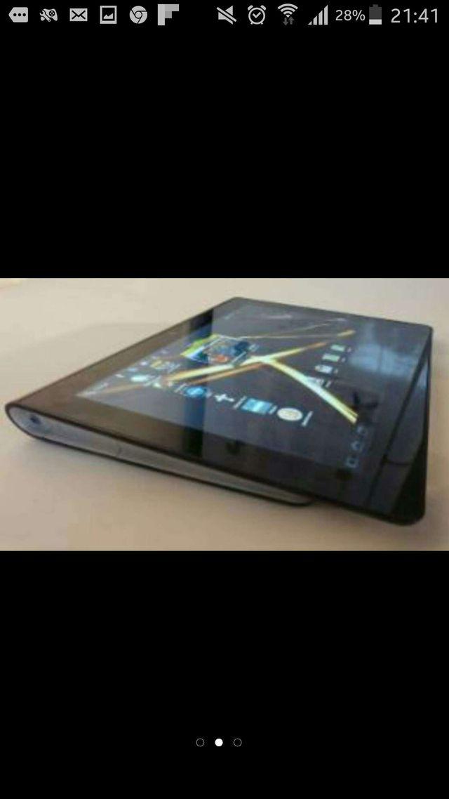 """Tablet Sony S 9.4"""" (con caja en perfectas condiciones)"""