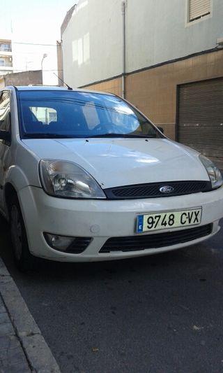 Ford Fiesta 2005 automatico