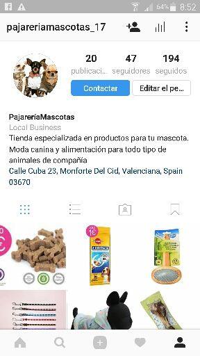 siguenos en nuestro instagram