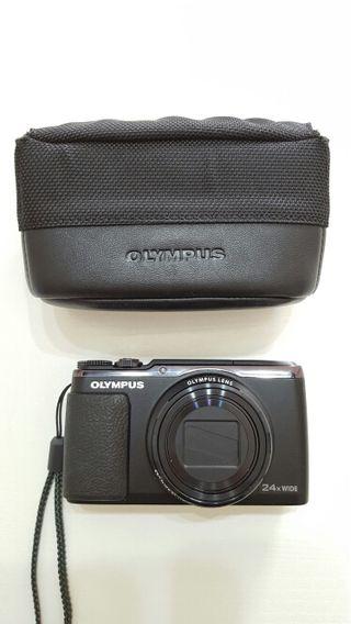 Camara Olympu Stylus SH-60 Negra