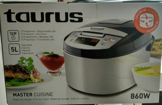 Robot de Cocina Taurus Master Cuisine