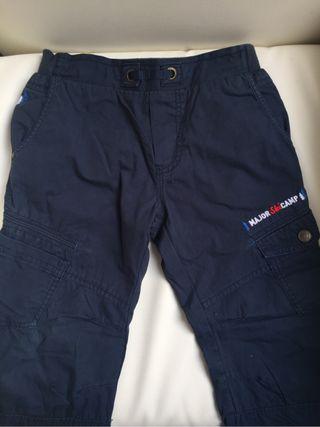 Pantalones niño T5 años Sergent Major