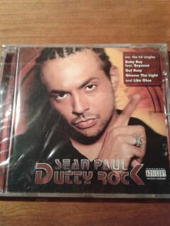 CD Sean Paul - Dutty Rock