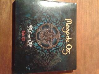 CD (doble) Mago de Oz - Atlantia