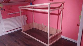 Casa cuna casita Montessori