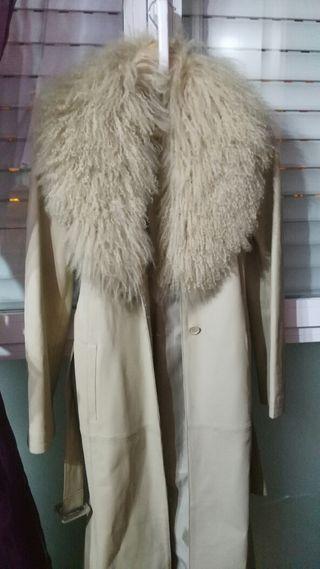 abrigo beig