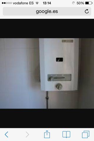 Reparacion Calentador