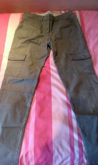 Pantalones mujer MANGO