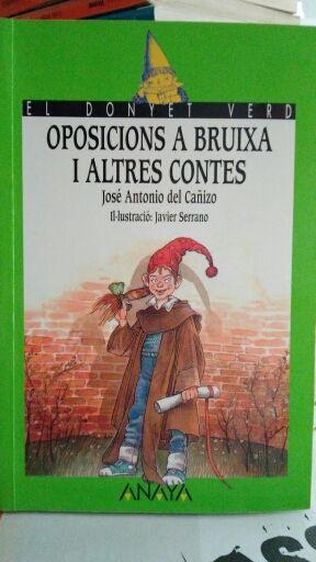 Oposicions a bruixa i altres contes